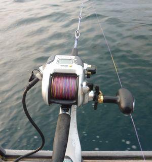沖上がり後に竿と電動の清掃どうしてます.JPG